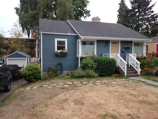 4224 49th Ave S, Seattle, WA 98118