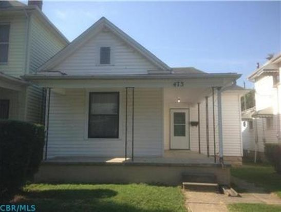 473 E Hinman Ave, Columbus, OH 43207