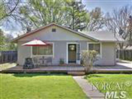 160 Cypress Ave, Kenwood, CA 95452