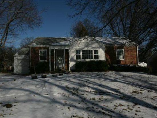 15 W Rose Ave, Webster Groves, MO 63119