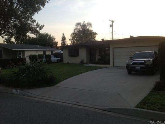 351 N Ellen Dr, West Covina, CA 91790