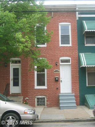 1228 Bayard St, Baltimore, MD 21230