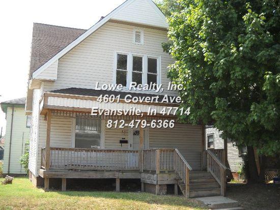 971 E Blackford Ave, Evansville, IN 47713
