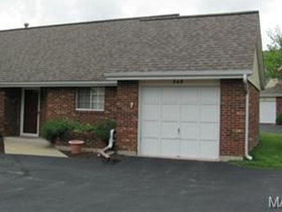 348 Devonshire Ct, Saint Peters, MO 63376