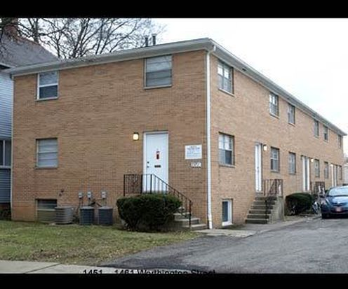1461 Worthington St APT C, Columbus, OH 43201