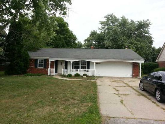 1821 N Franklin Rd, Indianapolis, IN 46219