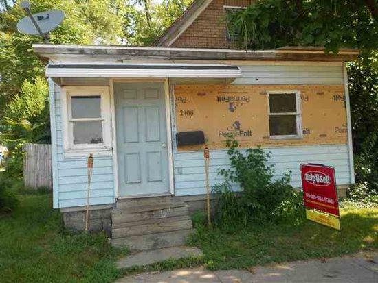 2108 Elm St, Terre Haute, IN 47807