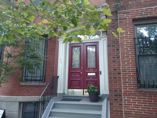 43 Warren Ave, Boston, MA 02116