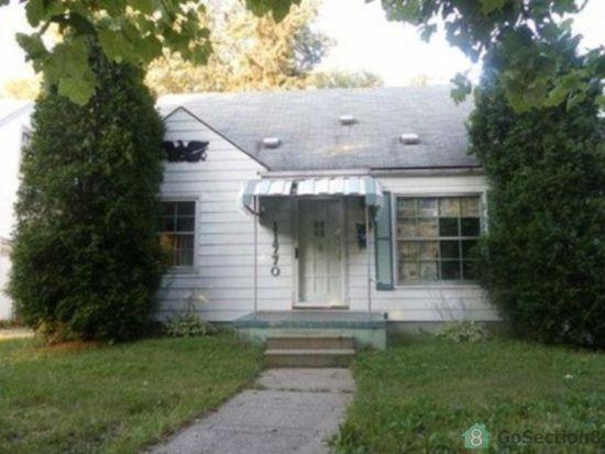 11770 Pierson St, Detroit, MI 48228