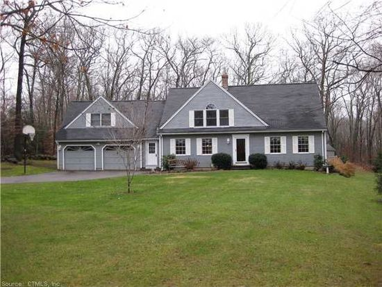 36 Caisson Rd, Colchester, CT 06415