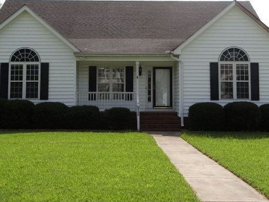 4308 Portsmouth Dr NW, Wilson, NC 27896