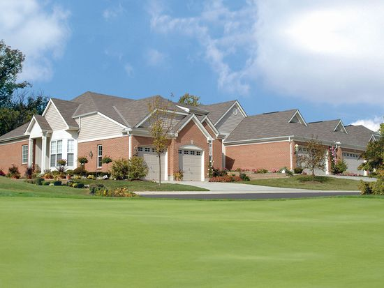 Brandywine - White Pillars Towne by Drees Homes