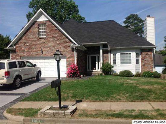 1508 Parkside Ct, Homewood, AL 35209