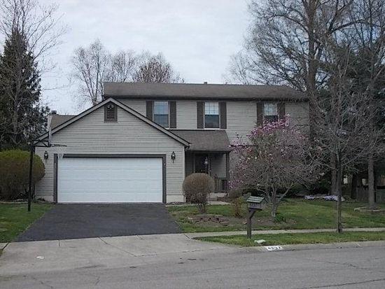 4837 Woodstream Ct, Columbus, OH 43230