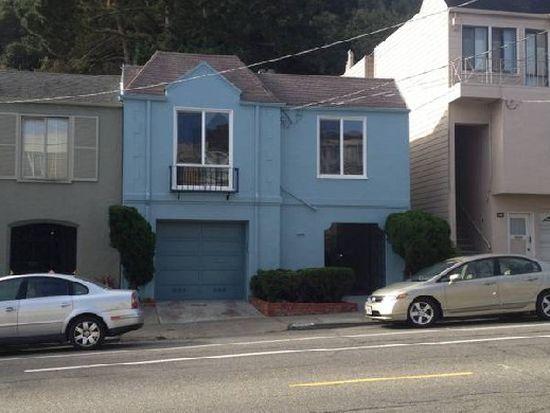1021 Kirkham St, San Francisco, CA 94122