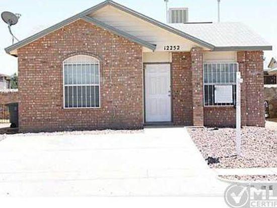 12252 Tierra Cadena Dr, El Paso, TX 79938