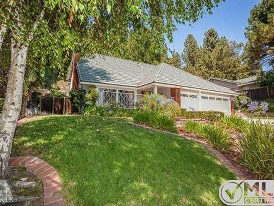1747 Summer Cloud Dr, Thousand Oaks, CA 91362