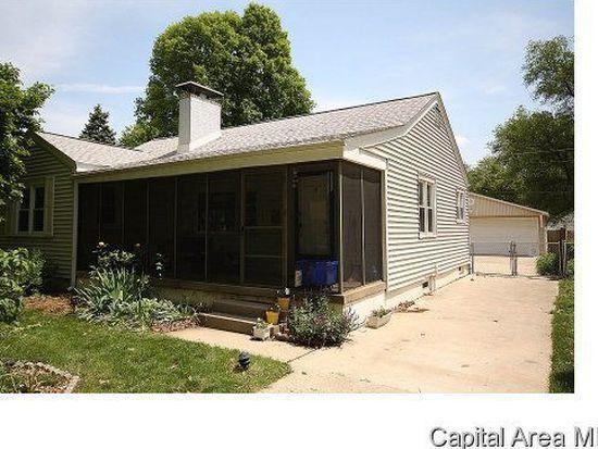 2332 S Walnut St, Springfield, IL 62704