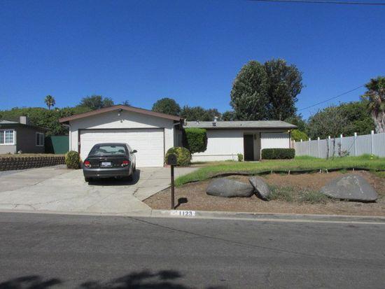 1123 Hackamore Rd, Vista, CA 92083
