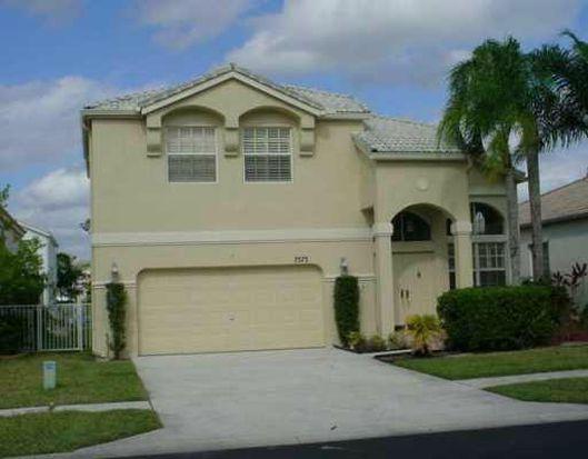 7575 Ridgefield Ln, Lake Worth, FL 33467