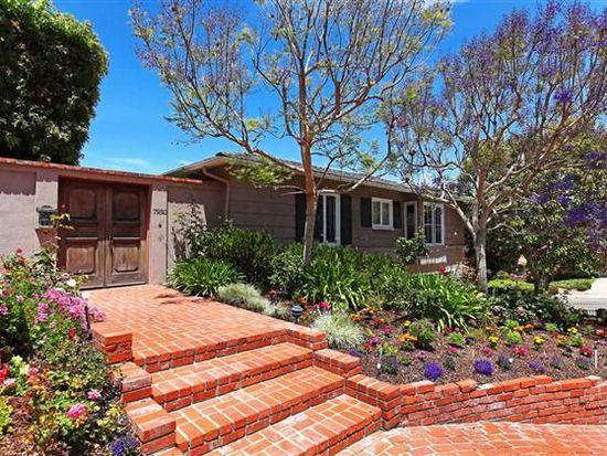 7930 Roseland Dr, La Jolla, CA 92037