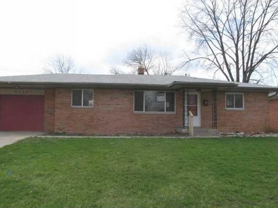 4008 N Graham Ave, Lawrence, IN 46226