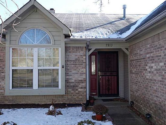 7813 Harcourt Springs Ct, Indianapolis, IN 46260