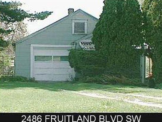 2486 Fruitland Blvd SW, Cedar Rapids, IA 52404