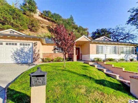 1353 E Loma Alta Dr, Altadena, CA 91001