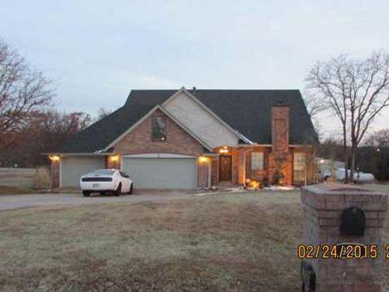 9820 Brush Creek Rd, Norman, OK 73026
