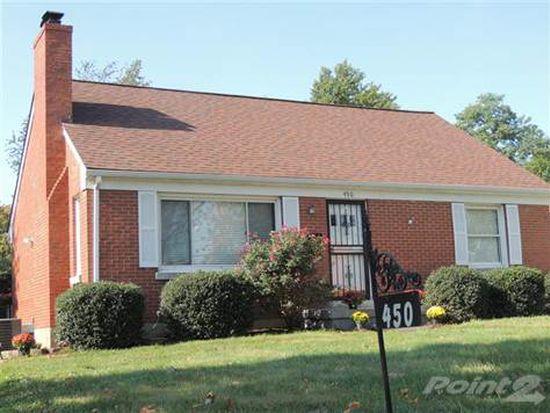 450 Longview Dr, Lexington, KY 40503