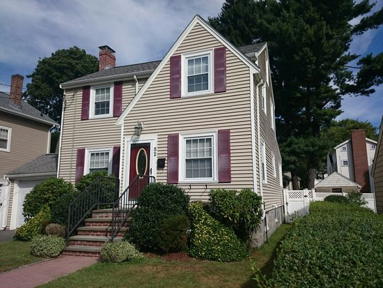 52 Courtney Rd, Boston, MA 02132
