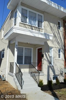 606 Kensington Pl NE, Washington, DC 20011