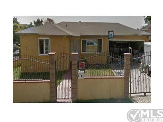 1742 E 10th St, National City, CA 91950
