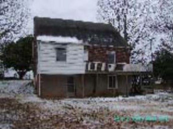 1321 Chatham Hts, Martinsville, VA 24112