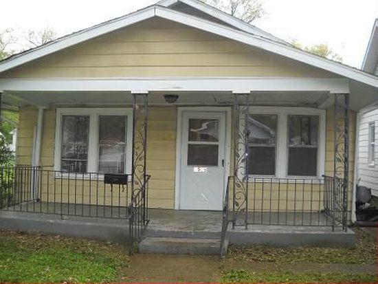1503 Jackson Ave, Evansville, IN 47714