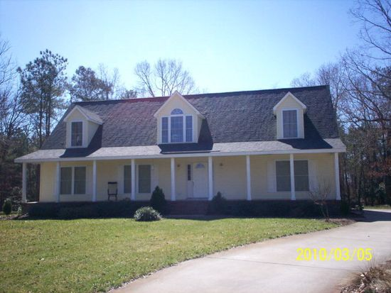 9385 White Oak Hill Rd, Bailey, NC 27807