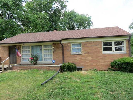 316 E Brunswick Ave, Indianapolis, IN 46227