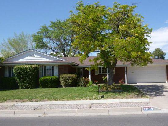 7005 Bellrose Ave NE, Albuquerque, NM 87110