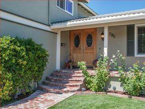 785 Sunset Glen Dr, San Jose, CA 95123