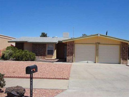 11705 Casa View Dr, El Paso, TX 79936