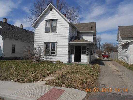 420 W 4th St, Anderson, IN 46016
