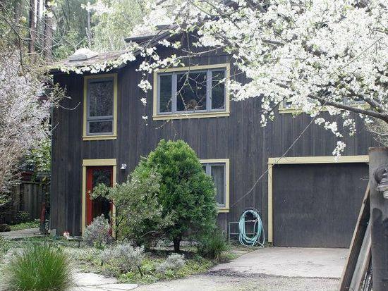 285 Fern Dr, Boulder Creek, CA 95006