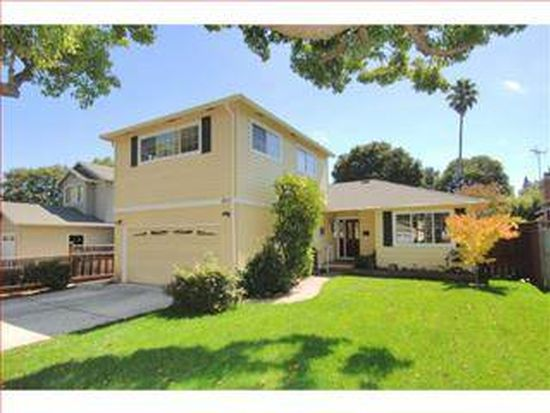 1671 Carleton Ct, Redwood City, CA 94061