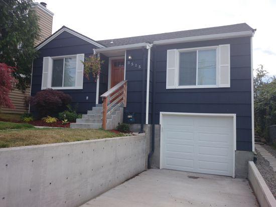 3515 SW Webster St, Seattle, WA 98126