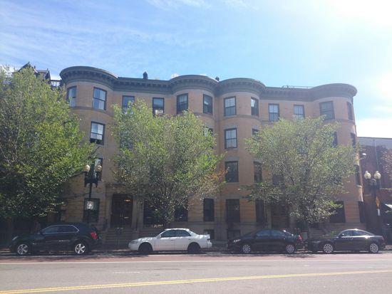 1686 Washington St APT 4, Boston, MA 02118