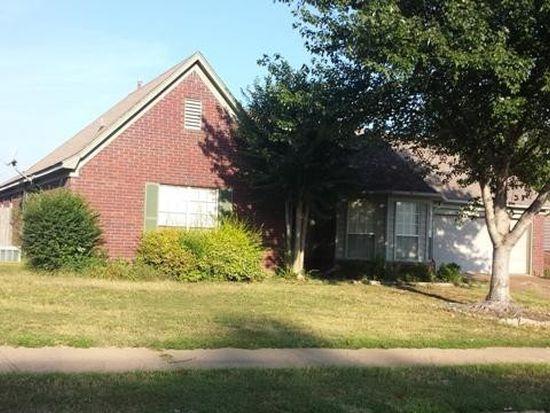 4119 Meadowfield Ln, Bartlett, TN 38135