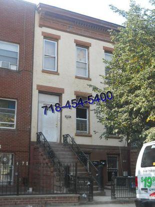 472 Marion St, Brooklyn, NY 11233