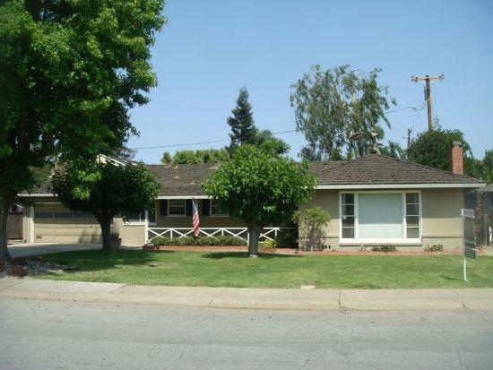 628 S Clover Ave, San Jose, CA 95128