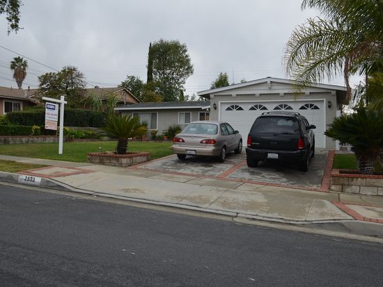 2533 Los Padres Dr, Rowland Heights, CA 91748